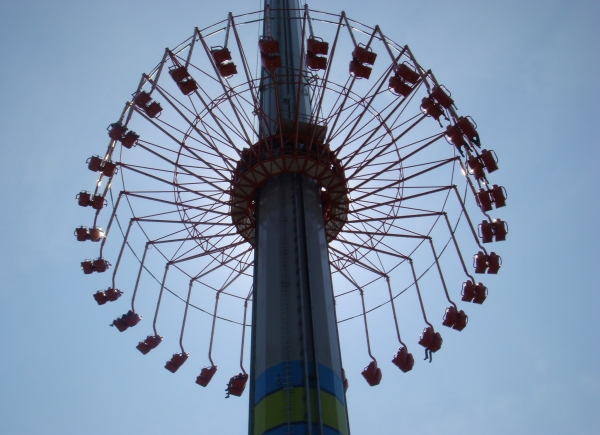 WindSeeker - Carowinds W