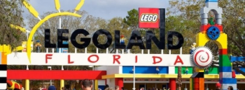 Legoland Florida Entrance