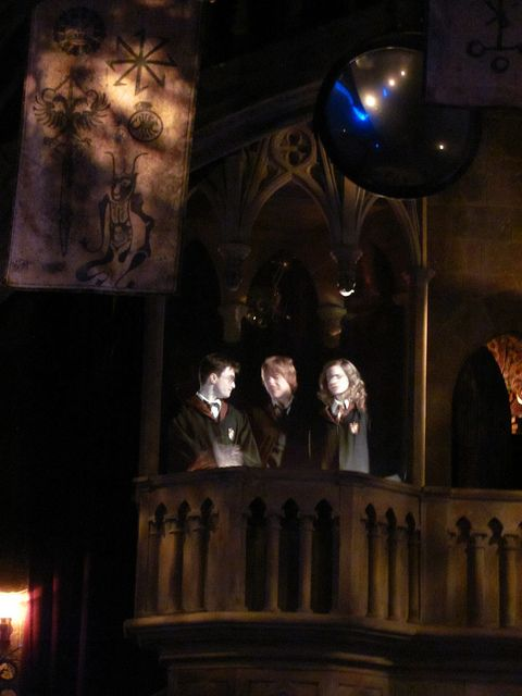 Forbidden Journey - Wizarding World of Harry Potter