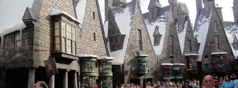 Hogsmeade - Wizarding World Harry Potter