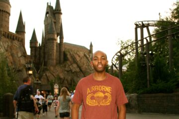 Hogwarts & Flight of the Hippogriff