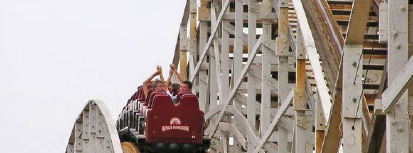 Rebel Yell Backwards - Courtesy of CoasterImage