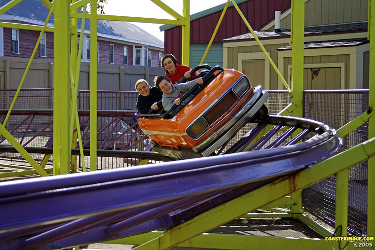 WildCat Removed from Cedar Point