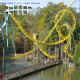 Loch Ness Monster - Bridge View - Busch Gardens Williamsburg