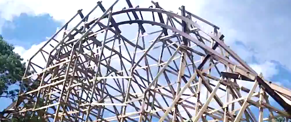 Outlaw - New Roller Coaster - Silver Dollar City