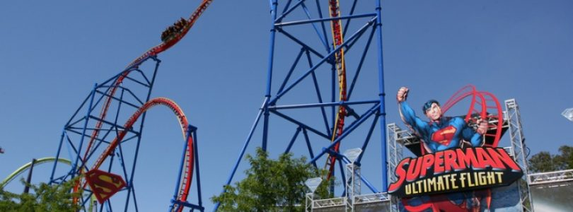 Early Reviews & Video of Superman Ultimate Flight @ Six Flags Discovery Kingdom
