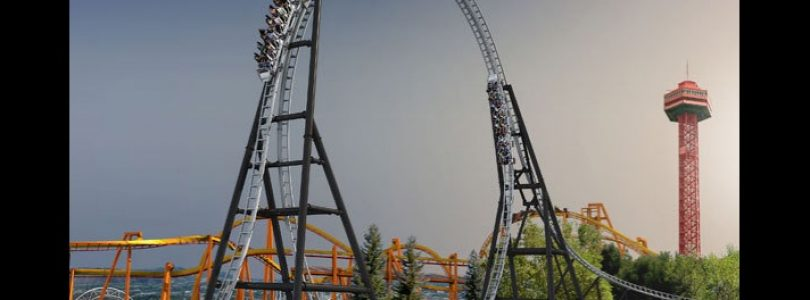 Six Flags Magic Mountain Announces Full Throttle