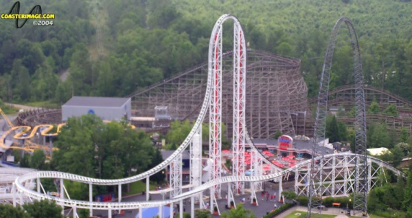 Hypersonic XLC - Kings Dominion