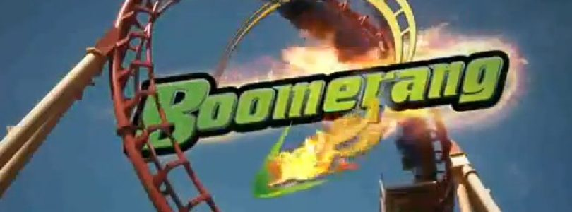 Six Flags St. Louis to Get Boomerang Roller Coaster for 2013