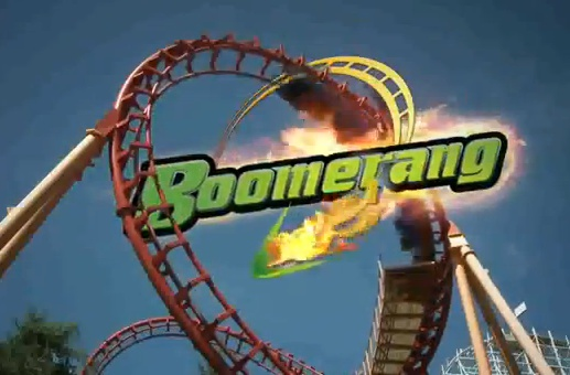 Boomerang - Six Flags St Louis
