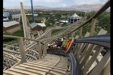 Gold Striker Coming to California's Great America