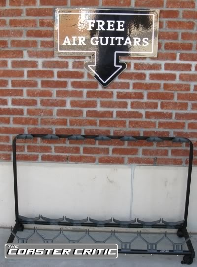 Hard Rock Park - Free Air Guitars