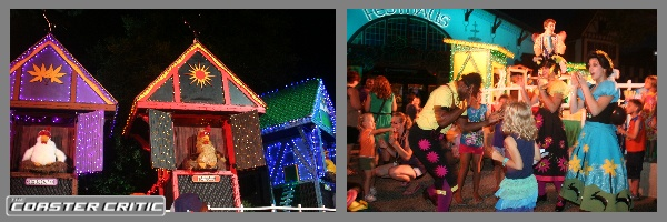 IllumiNights 2012 - Busch Gardens Willliamsburg