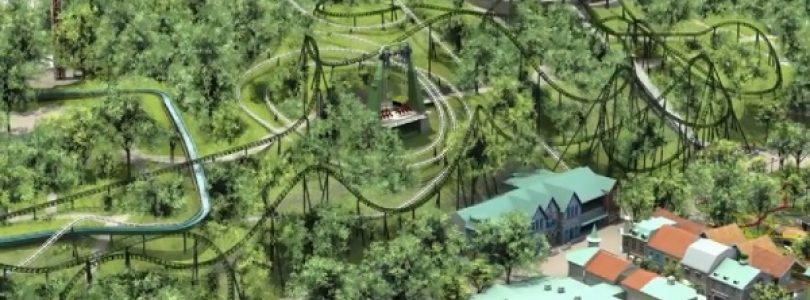 Launch Coaster Projekt Helix Announced for Liseberg