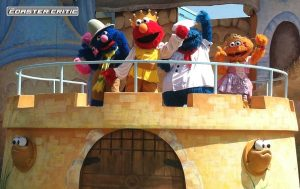 Sesame Street Forest of Fun
