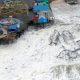 Hurricane Sandy Damaged New Jersey's Casino Pier