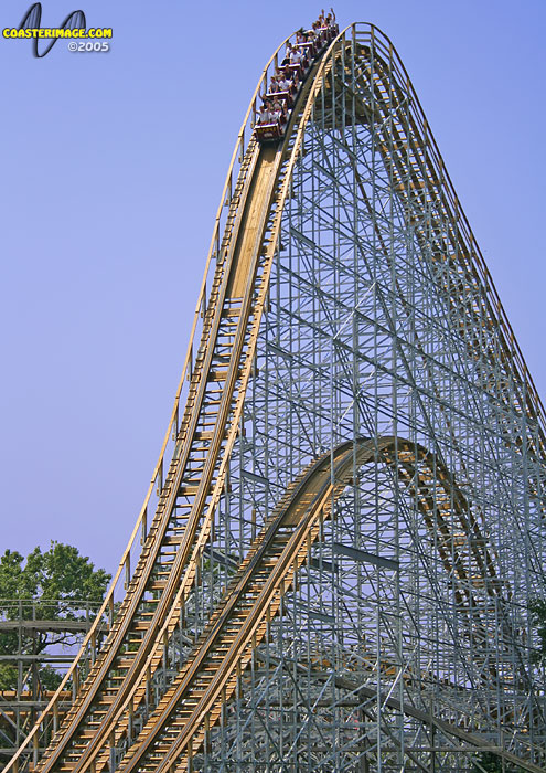 Hades at Mt Olympus - Courtesy of CoasterImage