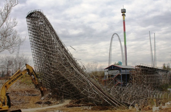 Son of Beast Deconstruction - Kings Island
