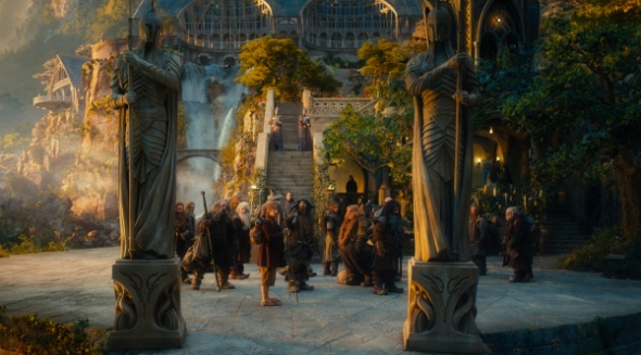 Hobbit - Middle Earth - Lord of the Rings - Theme Park - Islands of Adventure