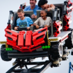 Legoland Florida - Technic Test Track Coaster
