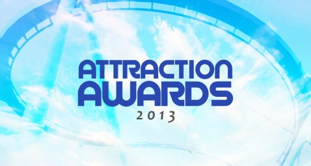 Coaster101 2013 Attraction Awards