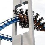 Cedar Point GateKeeper Video - 2013 New Wing Roller Coaster
