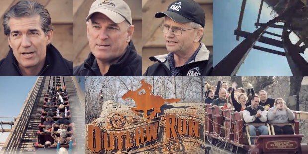 Outlaw Run at Silver Dollar City - Documentary