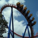 Patriot Worlds of Fun - Roller Coaster