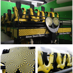 The Smiler's Trains arrived recently.