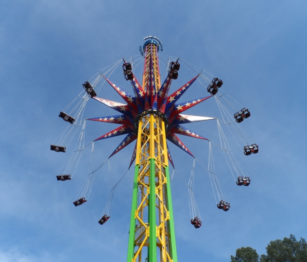 SkyScreamer at Six Flags Over Georgia