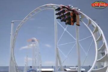 New Thunderbolt Roller Coasters Coming to Luna Park in 2014