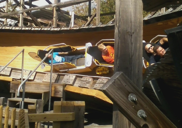 Flying Turns Opens at Knoebels - Turns