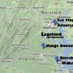 Virginia Area Theme Parks - Legoland Stafford County