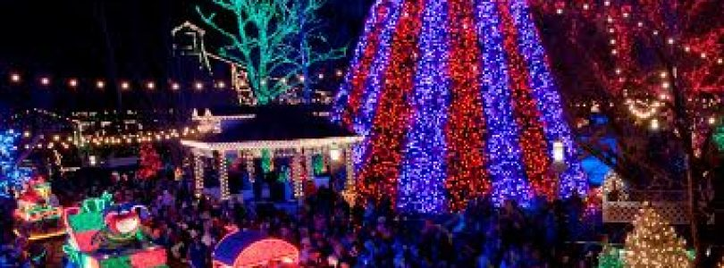 Silver Dollar City - Old Time Christmas