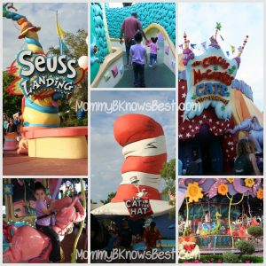 Seuss Landing at Islands of Adventure - MommyBKnowsBest