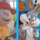 Kids Characters - Peanuts vs Looney Tunes