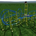 Knoebels - Impulse Roller Coaster 2015