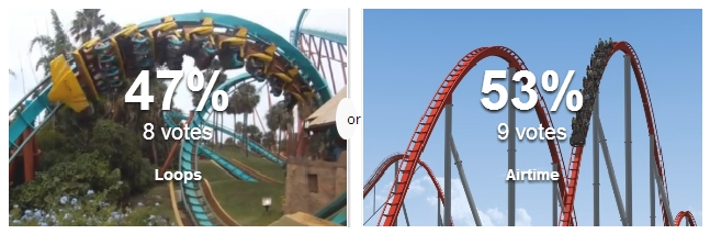Showdowns Are Back - Loops vs Airtime