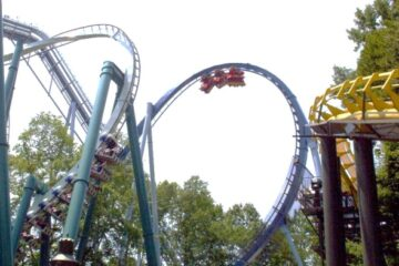 Two Out of Three Roller Coasters
