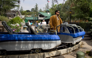 Matterhorn Bobsled Trains at Disneyland Review