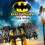 Batman Ride - Six Flags Fiesta Texas - 2015 Roller Coaster