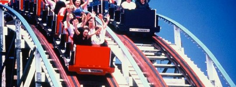 Carowinds Closes Thunder Road Roller Coaster