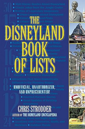 The Disneyland Book of Lists Review