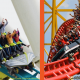 Fury 325 vs Intimidator 305 - Giga Roller Coaster Showdown