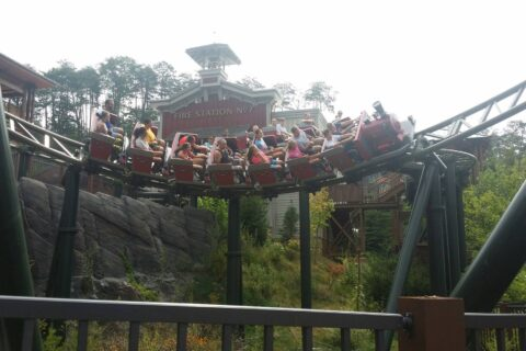 Firechaser Express 2 - Dollywood