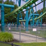 Restricted Area - Raptor Roller Coaster Accident - Cedar Point