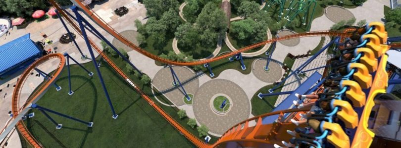 Cedar Point's New Valravn Dive Roller Coaster