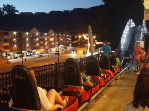 Gatlinburg Mountain Coaster Review