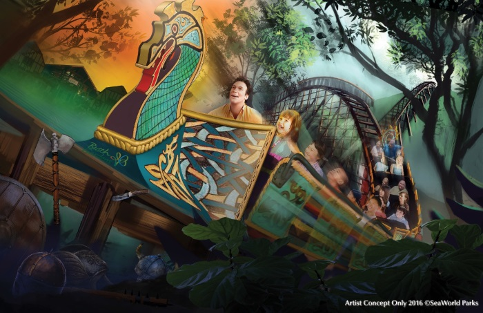 InvadR - Busch Gardens Williamsburg - Concept - 700