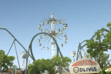 Chained to the Rhythm - Roller Coasters - Hulk